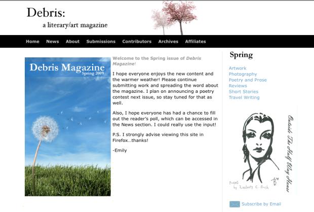 Debris Magazine