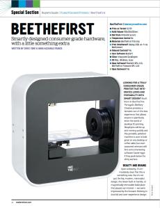 MAKE magazine 3d printer shootout